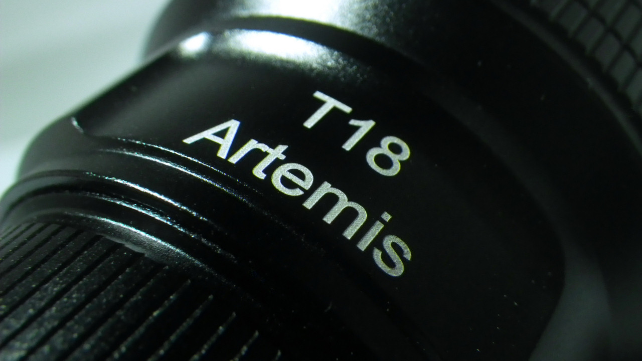 BRINYTE T18 Artemis / Zoomable with Wireless Remote Switch - review